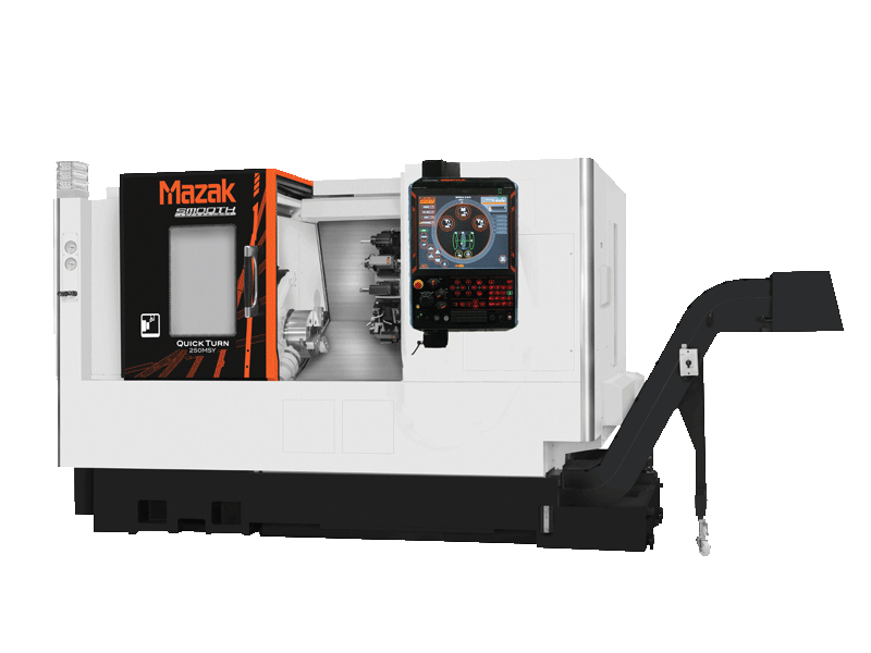Mazak Quick Turn 250MSY CNC turning center