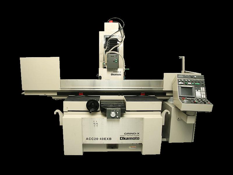 Okamoto ACC20-40EXB precision surface grinder