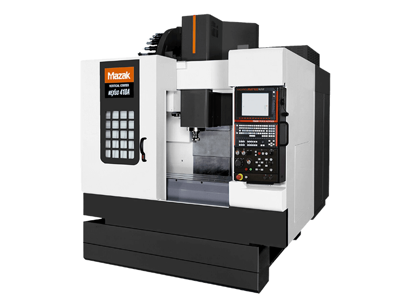 Mazak VCN-410A vertical CNC milling machine