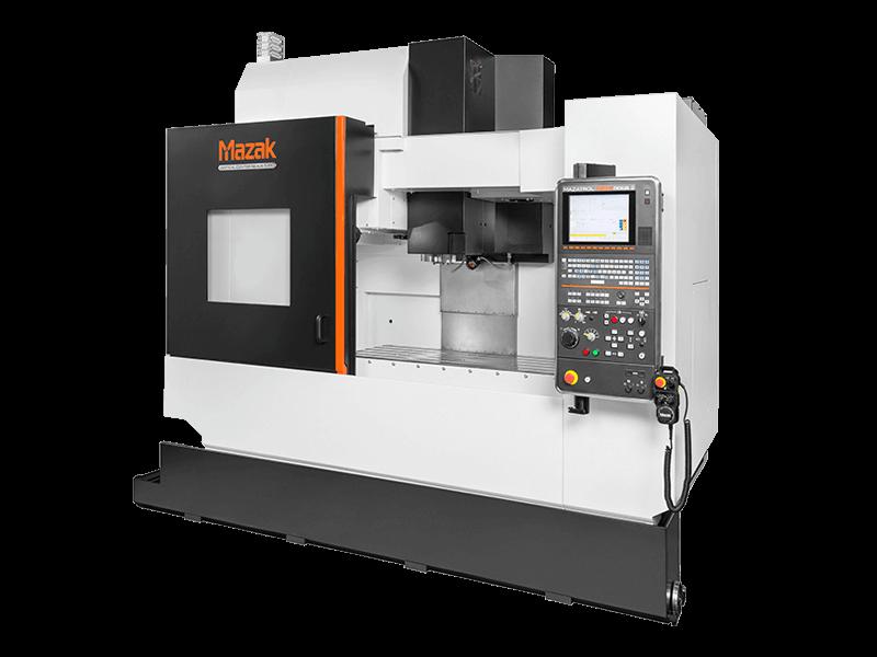 Mazak VCN-510C vertical CNC milling machine