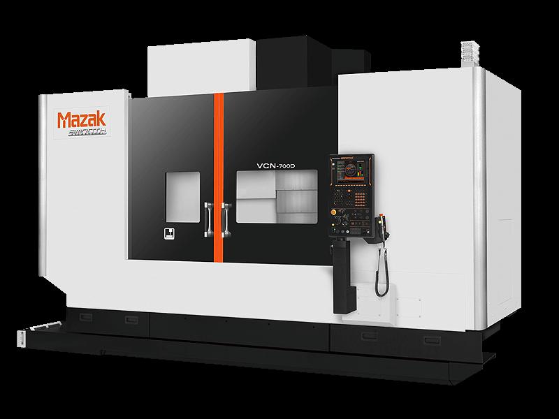 Mazak VCN-700D vertical CNC milling machine